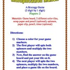 Multiplication Munch Game