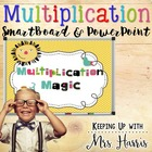 Multiplication PowerPoint and SmartBoard Notebook