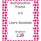 Multiplication Poems