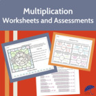 Multiplication Practice Worksheets