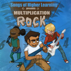 "Multiplication ""Rock"" CD"