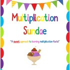 Multiplication Sundae Unit