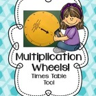 Multiplication Time - A fun, hands-on way to learn the tables.