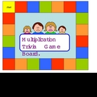 Multiplication Trivia Game
