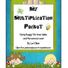 Multiplication for the Common Core Survival Packet