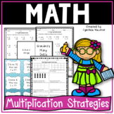 Multiplication in 4th Grade for the Common Core Classroom