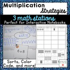 Multiplication Strategies Packet