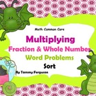 Multiplying Fraction and Whole Number Multi-Step Word Problem