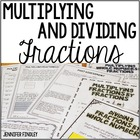 Multiplying and Dividing Fractions Resources Unit: Common
