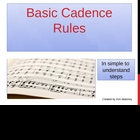 Music: Cadences Explained Ppt
