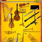 Music Clip Art Featuring Musical Instruments from Charlott