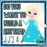 Music Jeopardy- FROZEN Rhythm Game