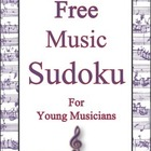 Music Themed Sudoku Puzzle