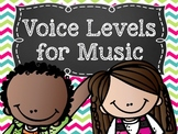 Music Voice Posters