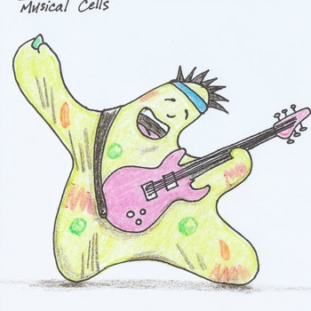 Musical Cells - Songs, Skits, and Sheets
