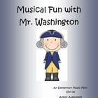 Musical Fun with Mr. Washington