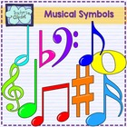 Musical clipart