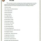 Musicians of the Spanish Speaking World Hispanic Latino Musicians
