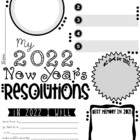 My 2013 New Year&#039;s Resolution Activity Poster Freebie