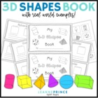 My 3-D Shapes Book!
