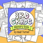 My 3rd Grade Memory Book - End of the Year