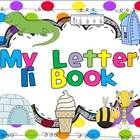 My ABC Book: The Letter I