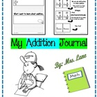 My Addition Journal
