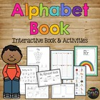 My Alphabet Book - Letter Recognition & Identification, Ha