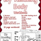 My Amazing Body Workbook