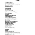 My Biome Song Lyrics