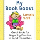 My Book Boost Levels 1-15