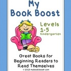 My Book Boost Levels 1-5