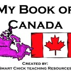 My Book of Canada ~ Note-Taking and Research Practice!