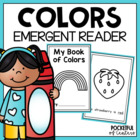 My Book of Colors {Emergent Reader}
