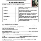 My Brother Sam is Dead Review Quiz