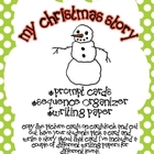 My Christmas Story {a narrative writing activity}