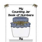 My Counting Jar Book of Numbers!