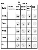 My Daily Report Classroom Management