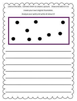 My Dot IT!  Draw & Write Book