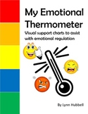 My Emotional Thermometer: Visual Support Charts to Assist