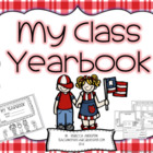 My End of the Year Yearbook {Memories of the School Year}