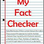 My Fact Checker - Fact/Fiction