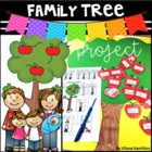 """My Family Tree"" Social Studies Project"