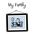 My Family - Writing and Reading Booklet