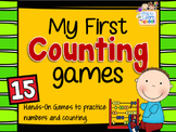 My First Counting Games - **HARD COPY**