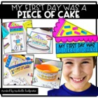 My First Day was a PIECE OF CAKE {a fun first day back cra
