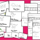 My First Readers Set 2 - Printable Emergent Beginning Readers Set