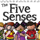 My Five Senses Unit Plan