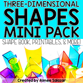 My Geometric Solids Book (3D Shapes)-Common Core Aligned