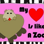 My Heart is Like a Zoo - Similes and Metaphors